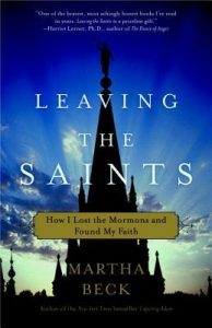 Book Cover - Leaving the Saints