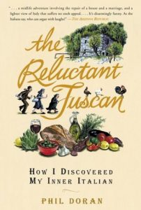 Book Cover of The Reluctant Tuscan