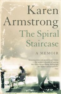 Book Cover - the spiral staircase