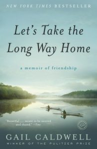 Book Cover -Let's Take the Long Way Home