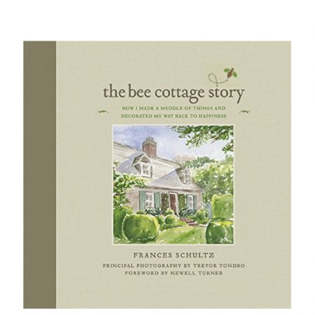 book cover - the bee cottage story