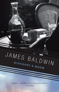 Viking edition cover of novel Giovanni's Room