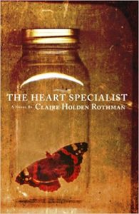 cover of The Heart Specialist historical fiction