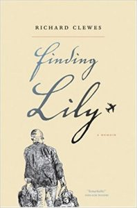 Finding Lily: A Memoir book cover
